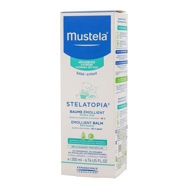 Mustela  Stelatopia Emollient Balm 200ml Renksiz